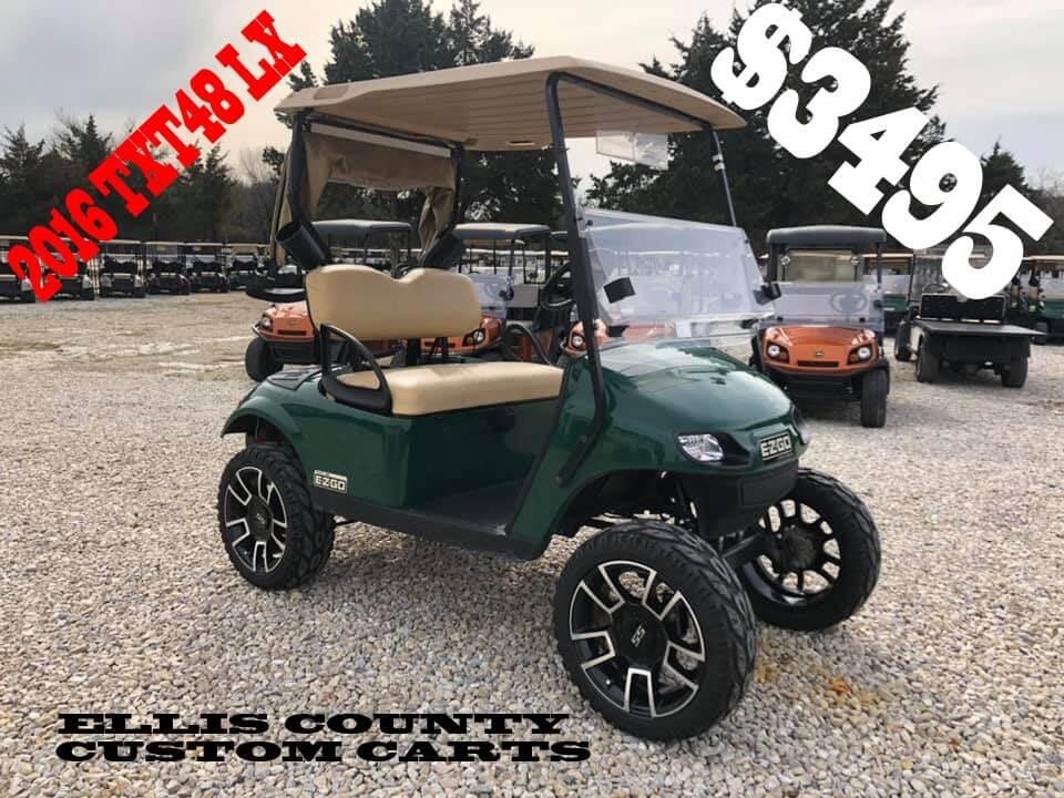 Ellis County Custom Carts